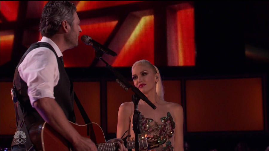 Gwen Stefani And Blake Shelton Impress With Duet On The Voice