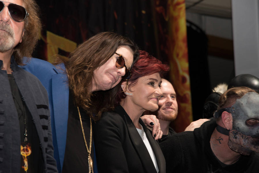 Sharon Osbourne: 'Ozzy's A Dirty Dog, But He's My Dirty Dog'