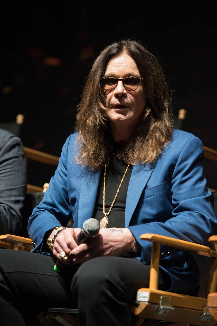Ozzy Osbourne Blasts 'Publicity Stunt' Reports Surrounding Sharon Osbourne Split