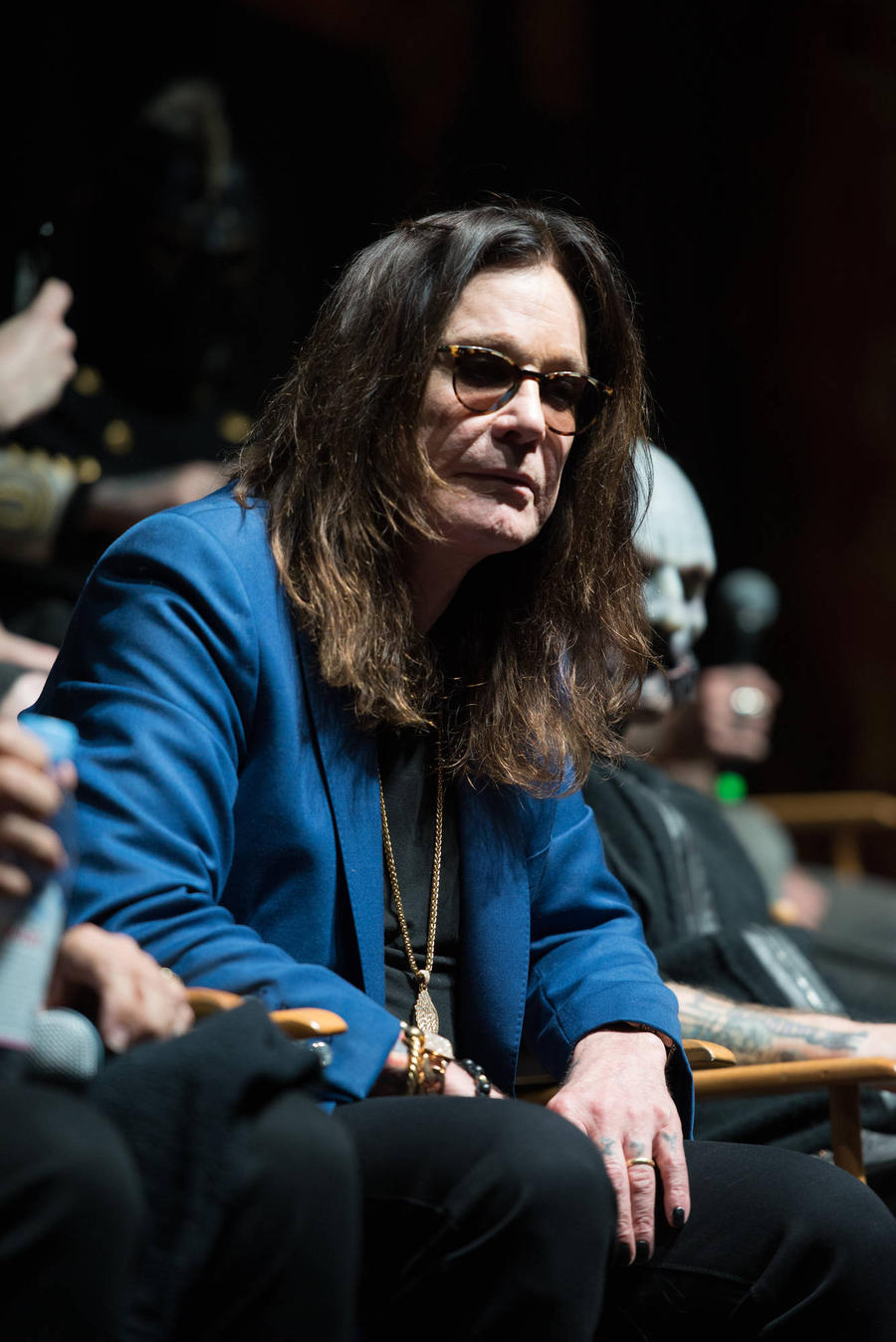 Ozzy Osbourne Stares At Death Following Bowie, Prince & Lemmy Tragedies
