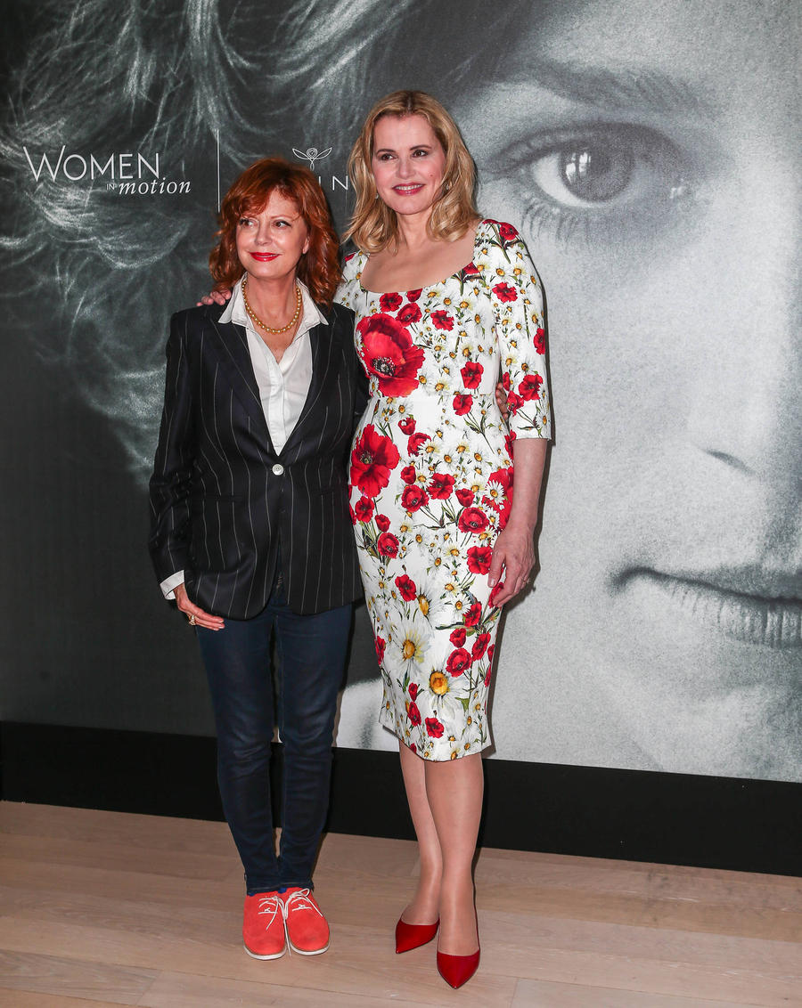 Susan Sarandon: 'Thelma And Louise Didn't Change Cinema'