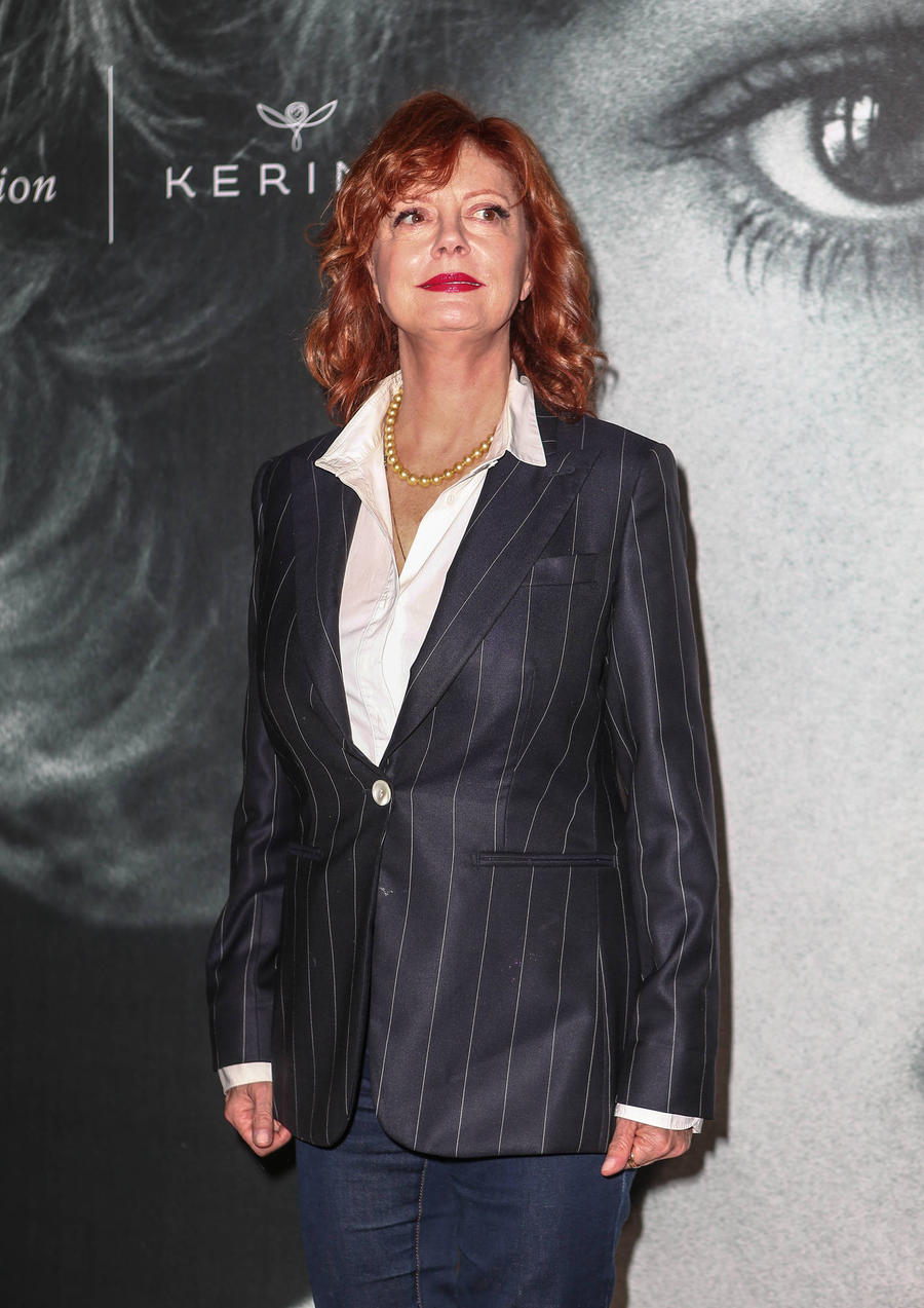 Susan Sarandon Attacks Woody Allen At Cannes