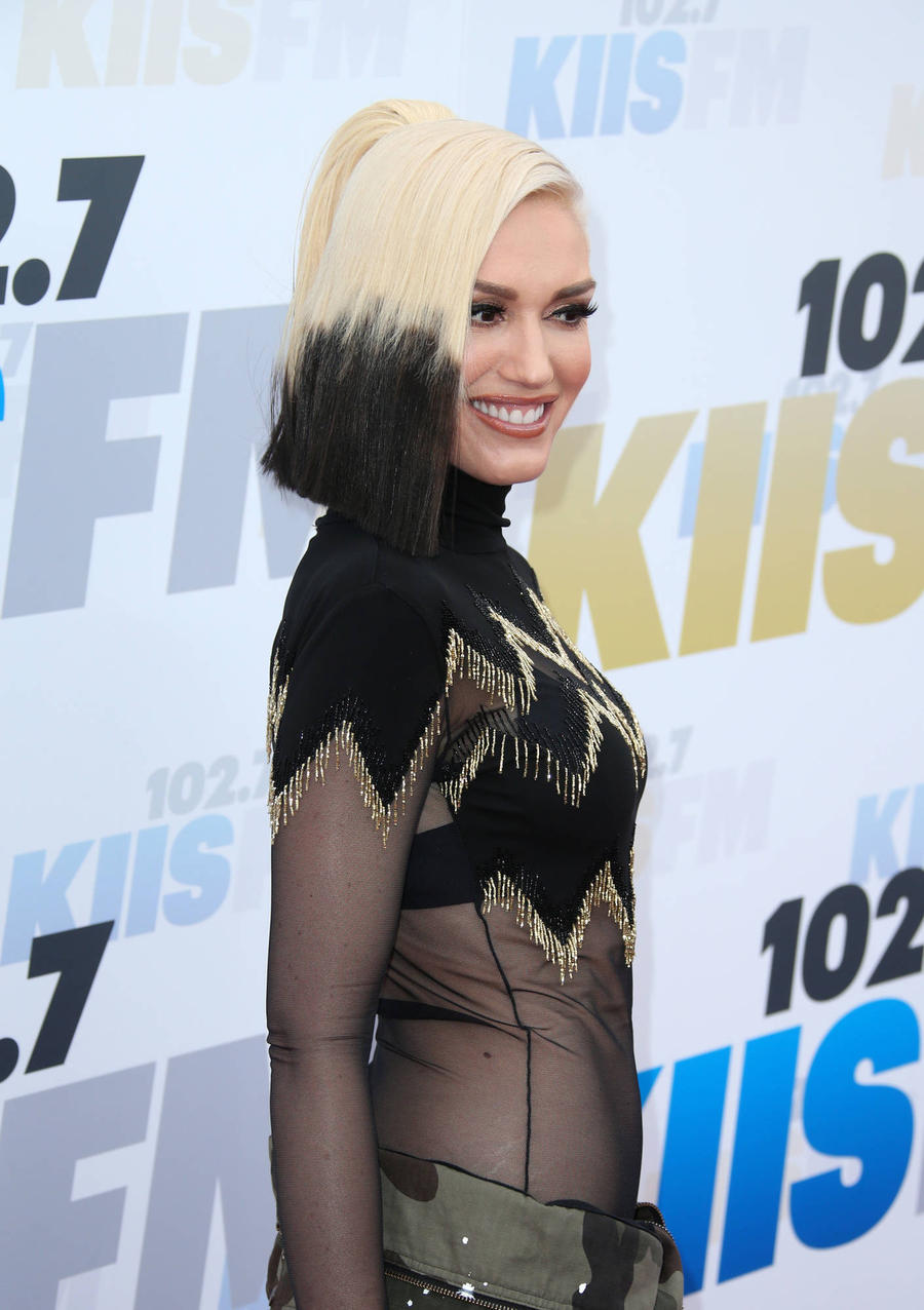 Gwen Stefani And Her Boys Meet World Leaders At The White House