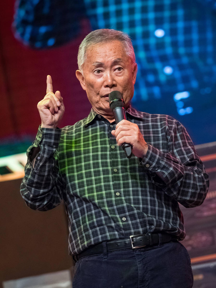 George Takei Horrified By Muslim Registry Proposal