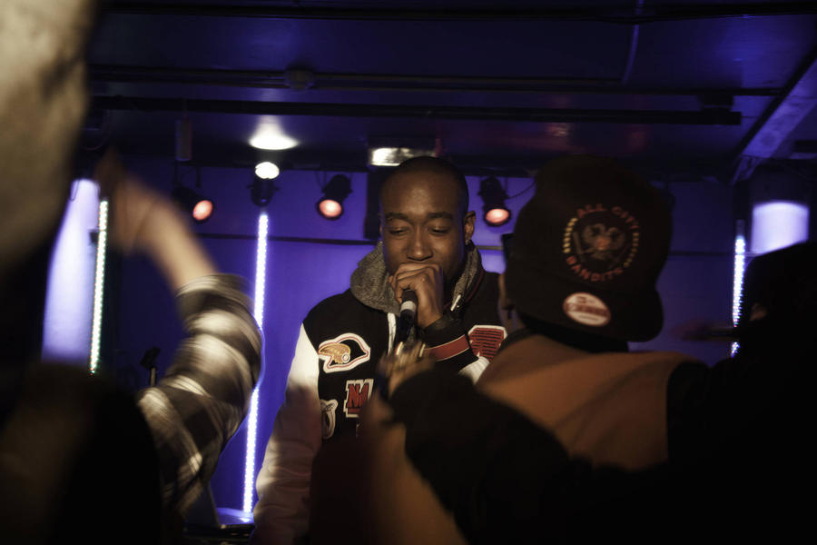 Rapper Freddie Gibbs Held In France Over Alleged Rape
