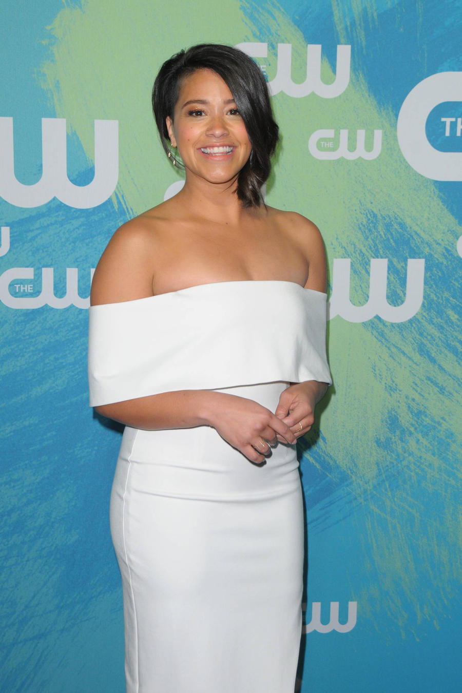Gina Rodriguez 'Loving' Life As A New Vegan