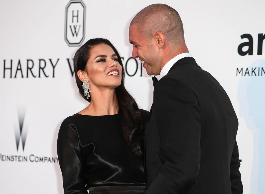 Adriana Lima Splits From Boyfriend - Report