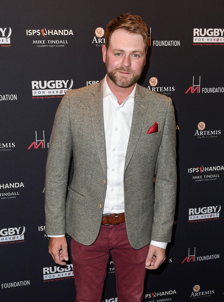 Brian Mcfadden No Longer In Touch With Ex-wife