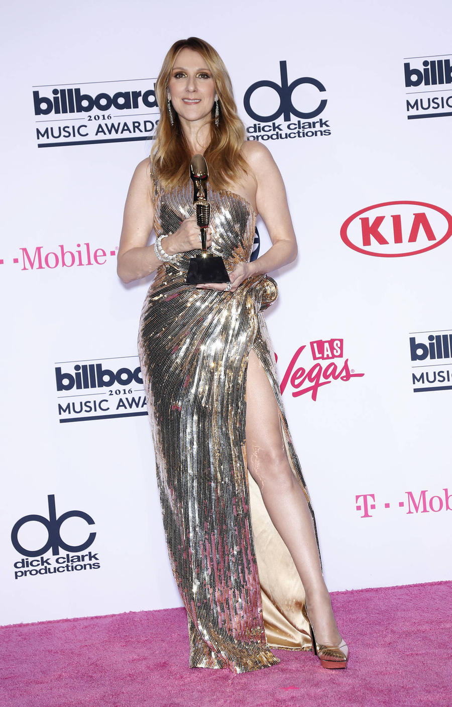 Celine Dion: 'I Thought I Was Prepared For Billboard Music Awards'