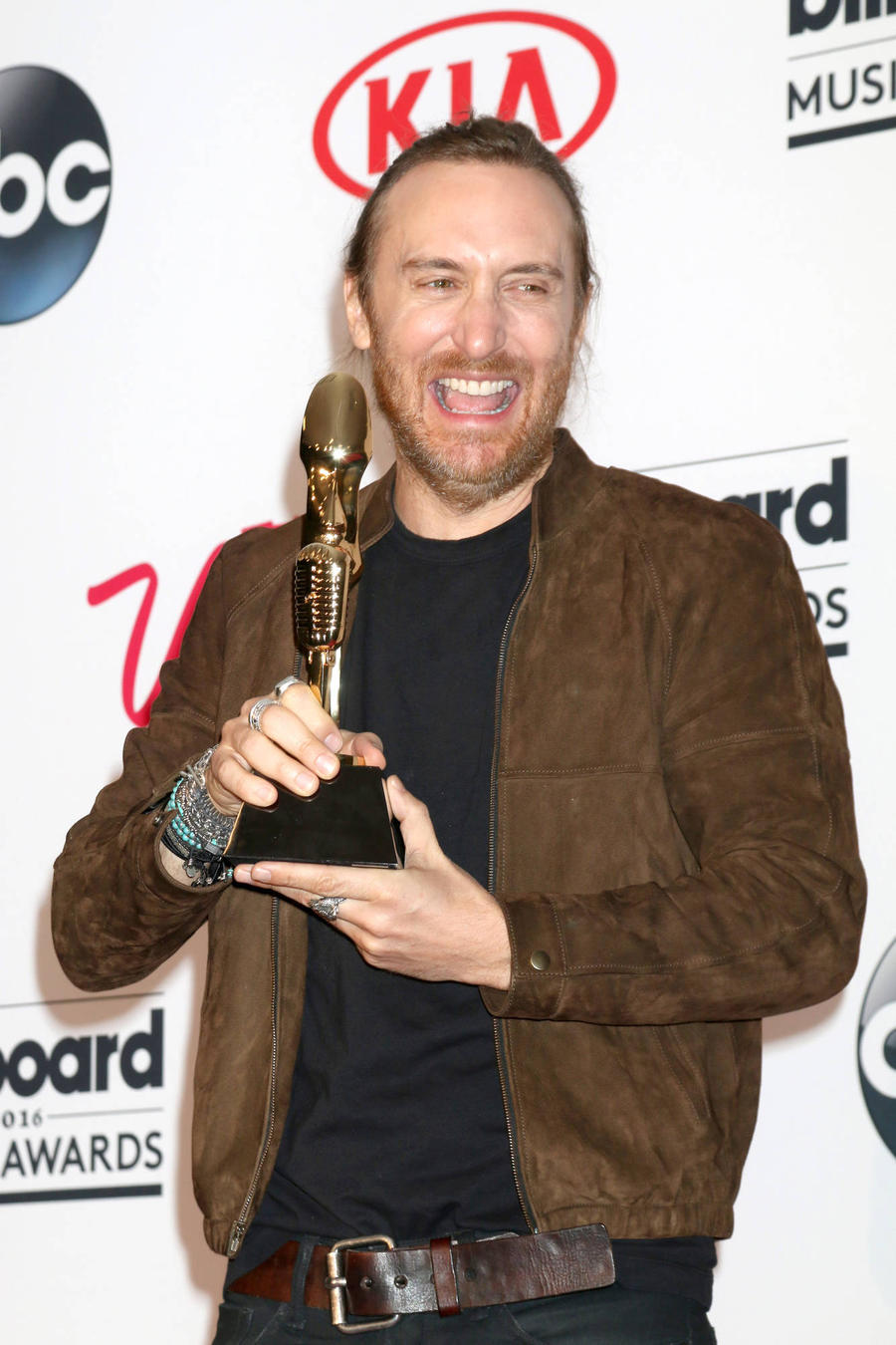 David Guetta Planning Intergalactic Gig