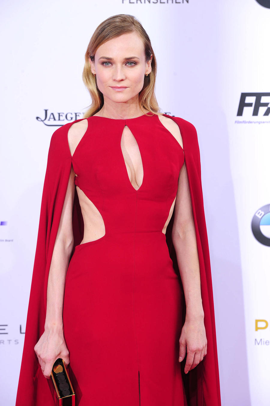 Diane Kruger Assures Fans She Is 'Good' After Break Up