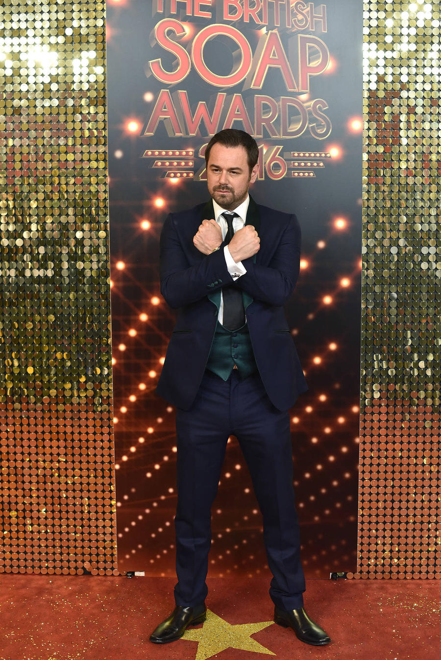 Actor Danny Dyer Given Enforced Break From British Soap - Report