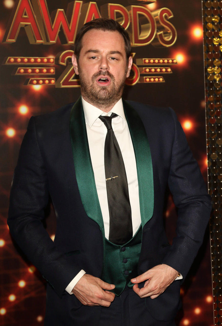 Actor Danny Dyer Marries Longtime Love