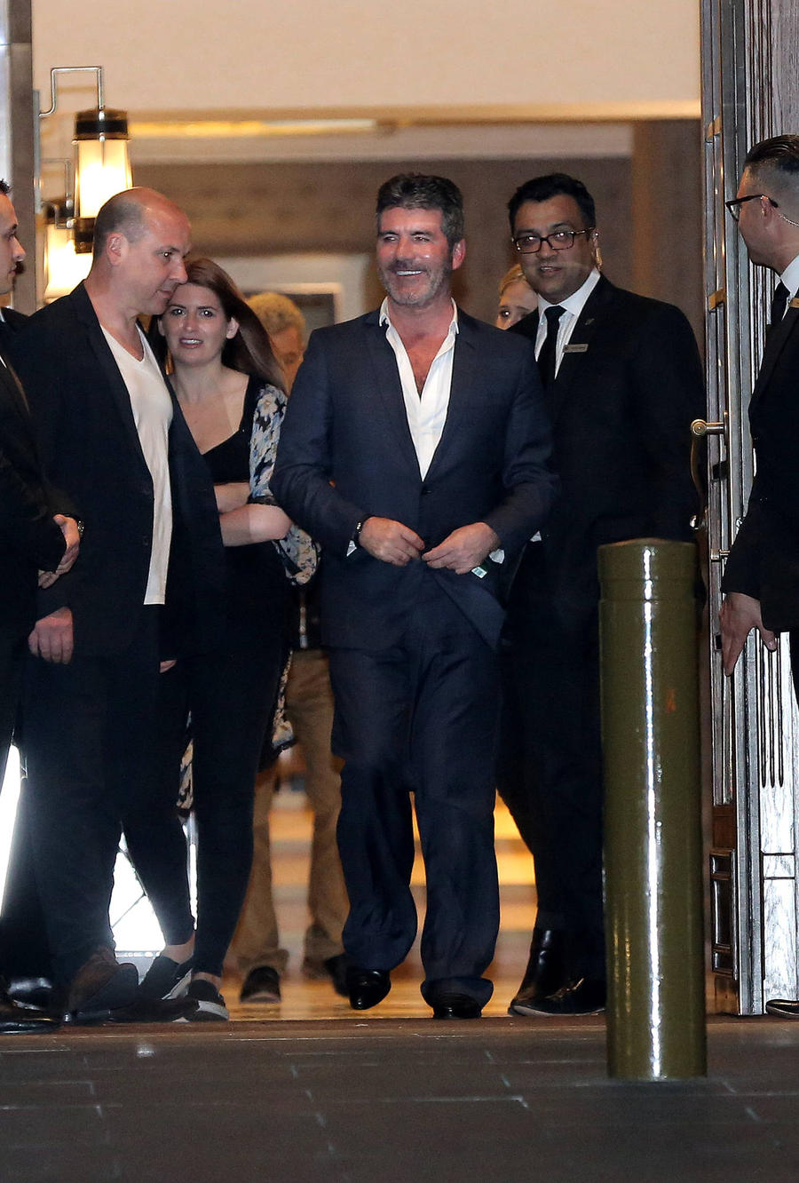 Flu Forces Simon Cowell To Pull Out Of Charity Event