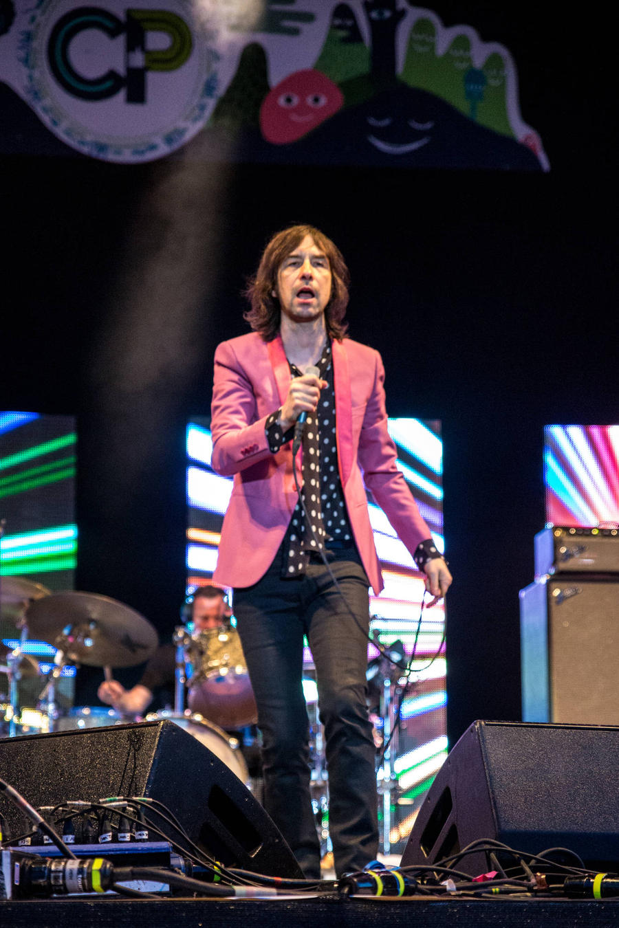 Bobby Gillespie Flown Home After Stage Fall Injury