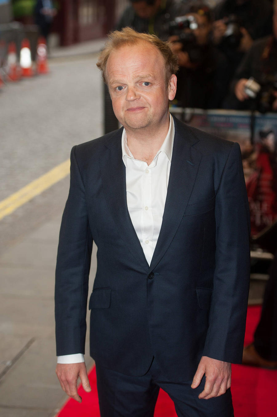 Toby Jones To Play Lou Pearlman In New Tv Series