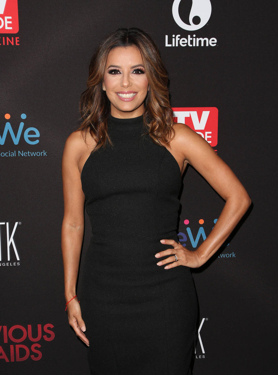 Eva Longoria To Host Ibiza Gala With Alesha Dixon