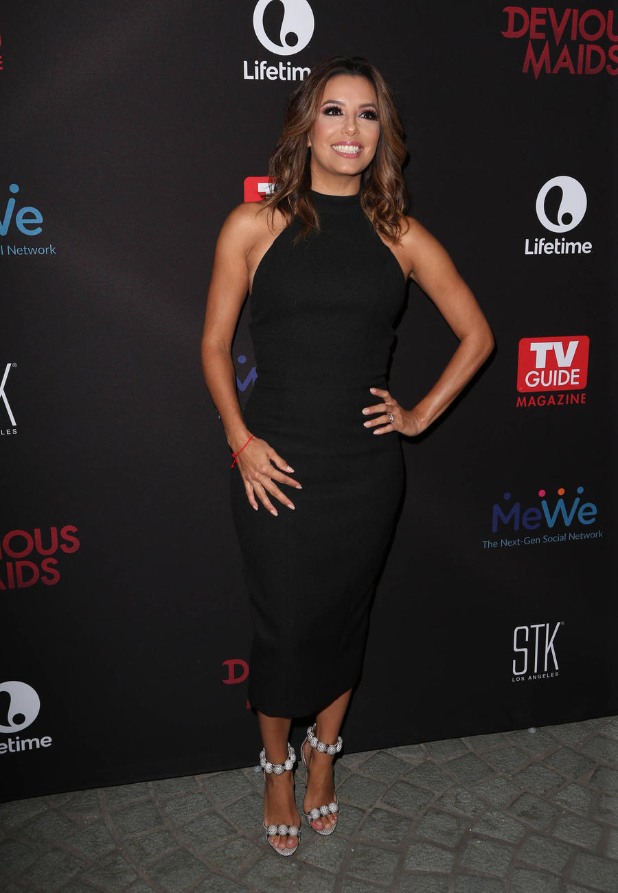 Eva Longoria: 'Marriage Hasn't Changed My Relationship'