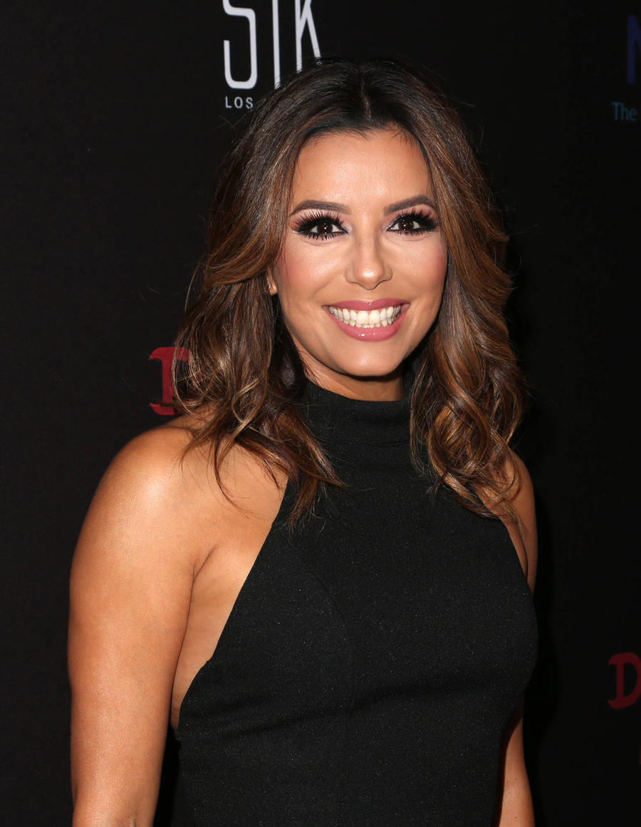 Eva Longoria Cut Short Honeymoon For Hillary Clinton
