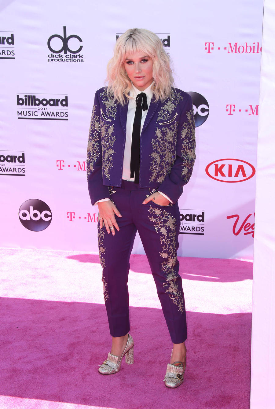 Kesha Pleads For The Return Of Custom Jacket