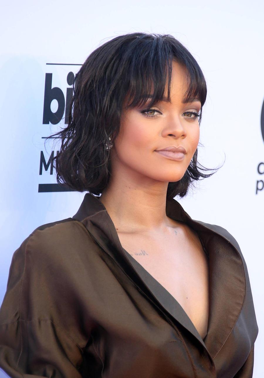 Rihanna In Tears During Irish Gig