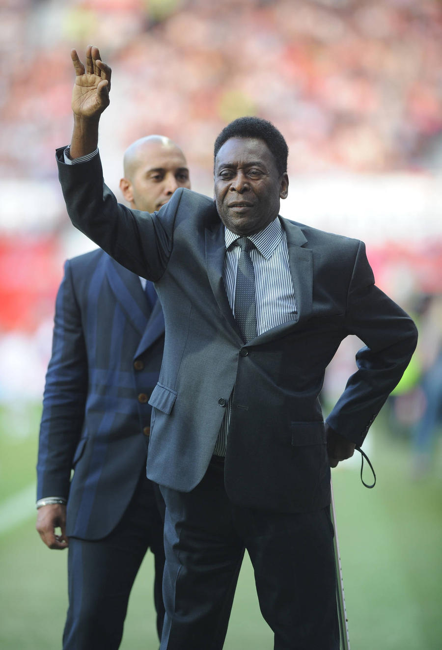 Soccer Icon Pele Marries For Third Time Aged 75