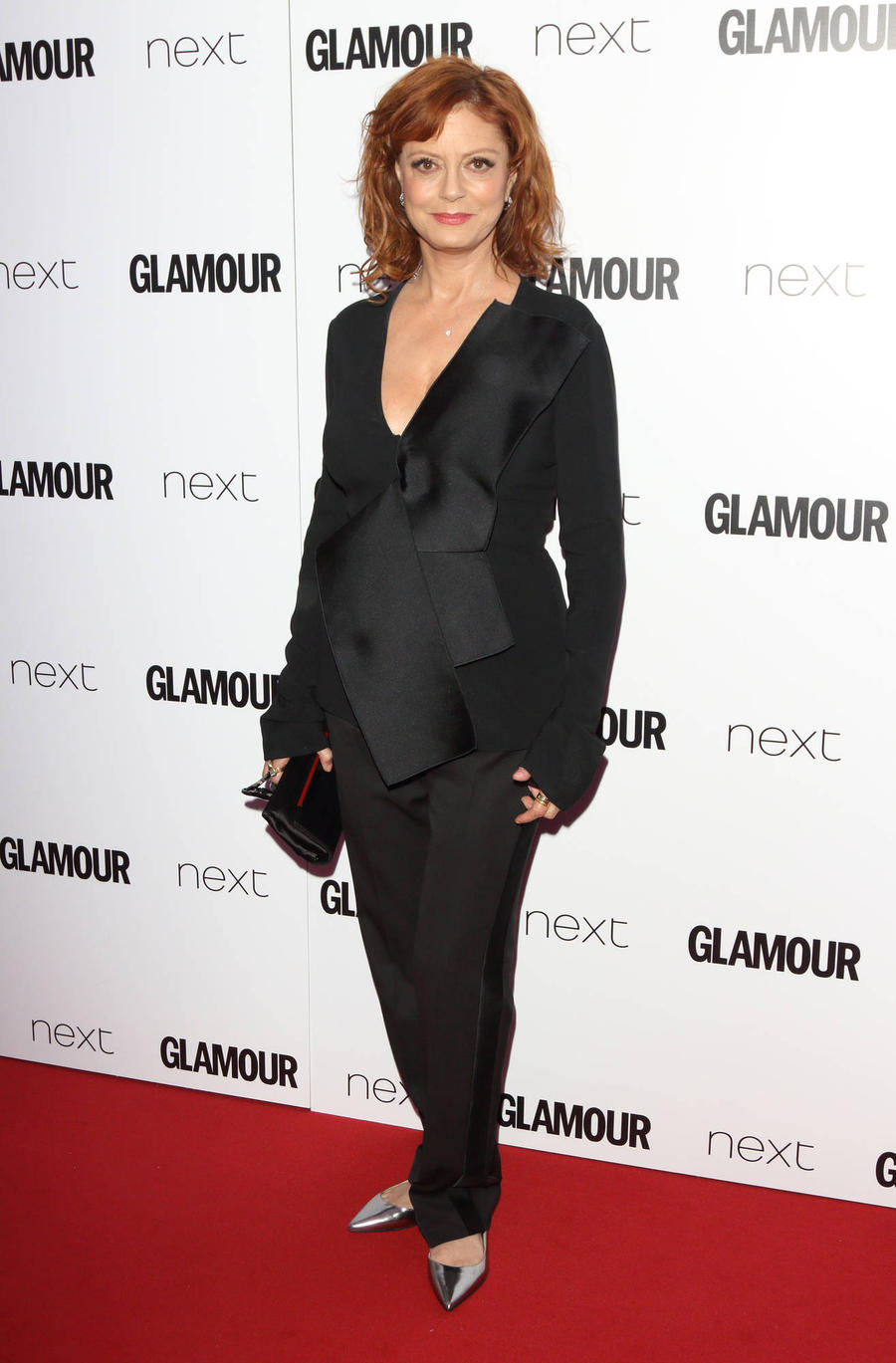 Susan Sarandon And Sigourney Weaver Win Top Glamour Awards