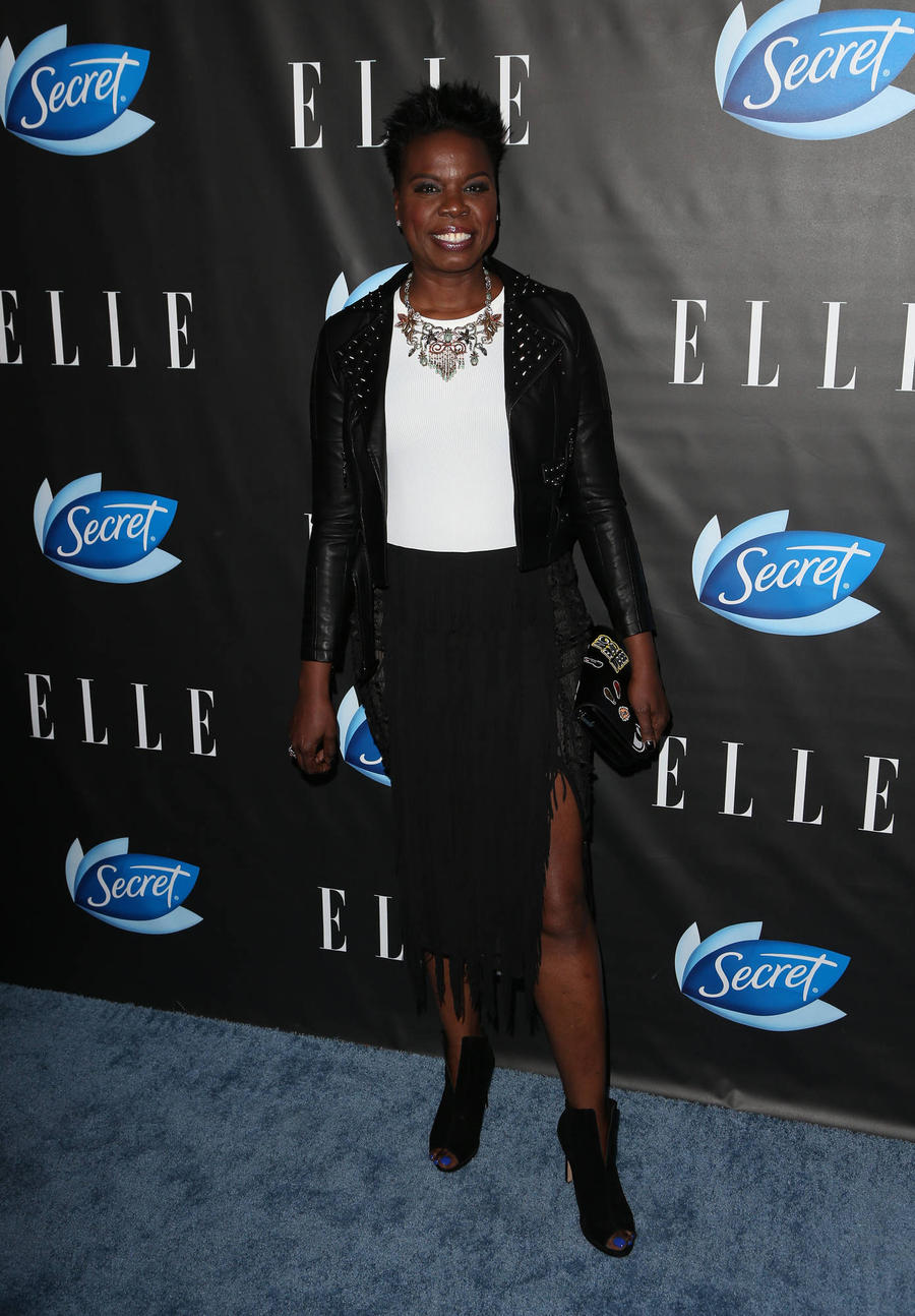 Leslie Jones' Premiere Dress Drama 'Is Her Own Fault'