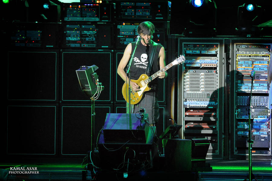 Tom Scholz 'Disappointed' By Defamation Suit Dismissals
