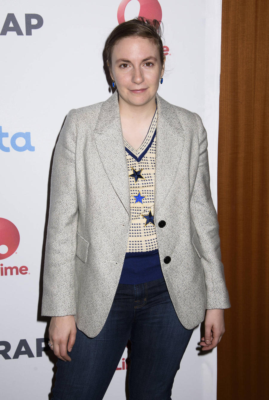 Lena Dunham: 'I Won't Be Working With Male Directors Again'