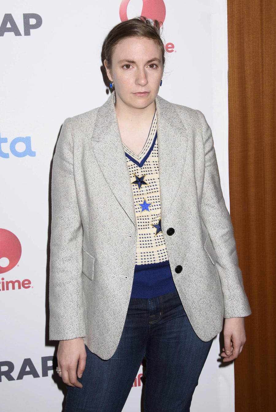 Lena Dunham Suffered With Hives After Trump's Election Victory