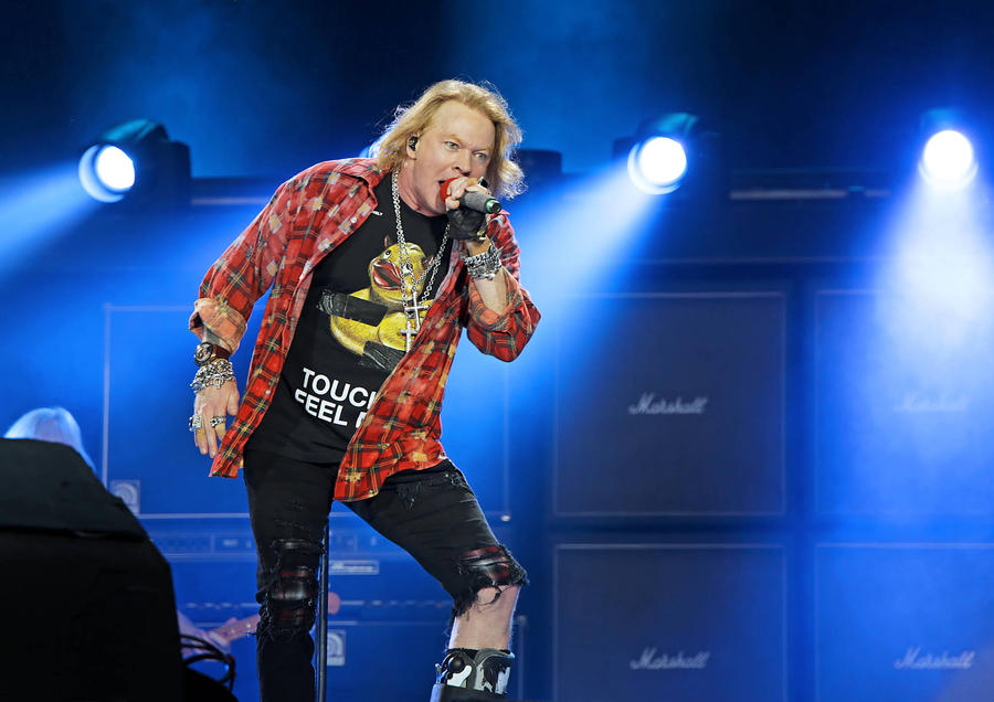 Axl Rose Wants To Compose Movie Soundtracks