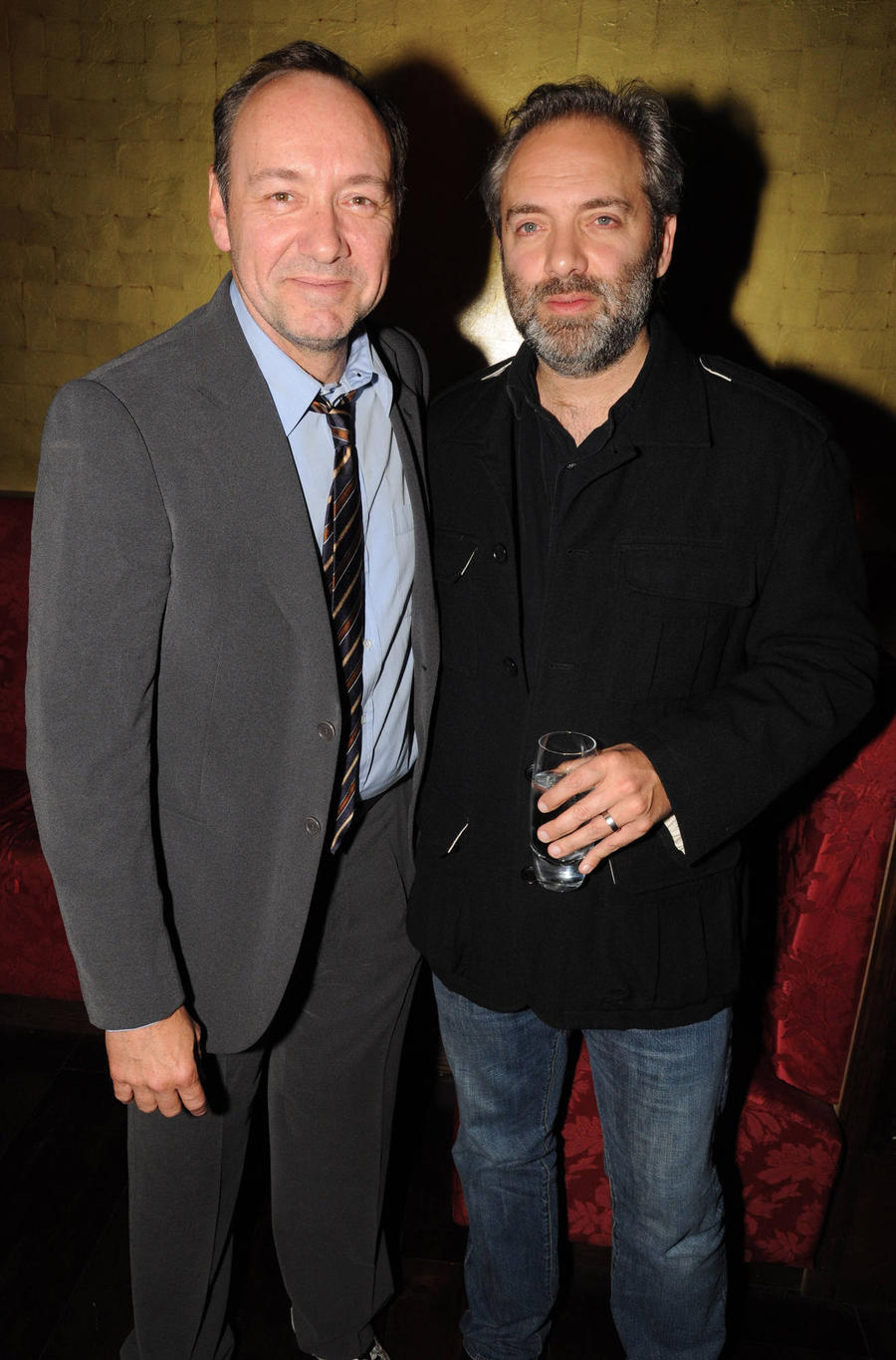 Sam Mendes Hints Kevin Spacey Got High For American Beauty