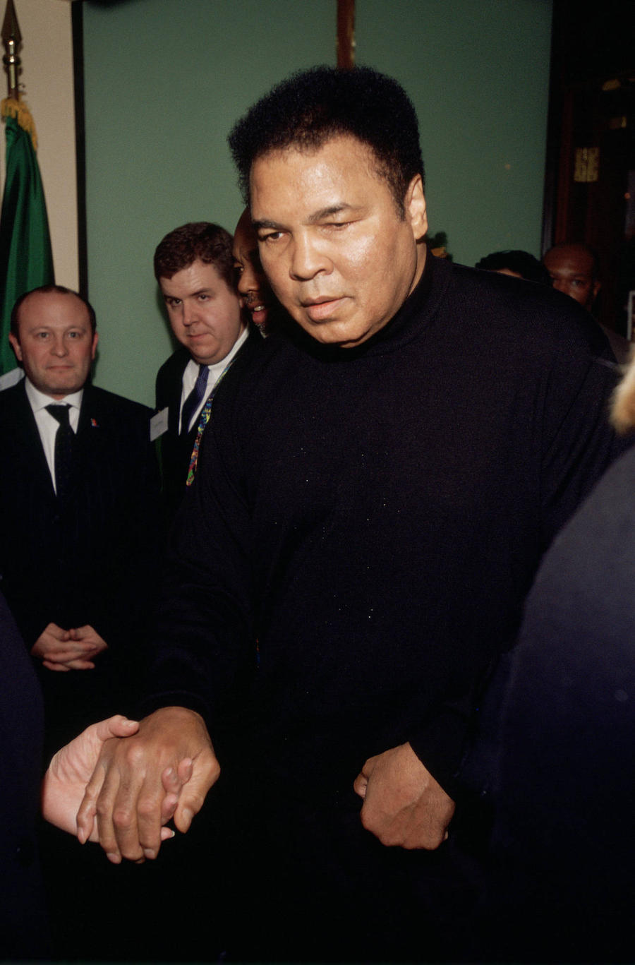 Antoine Fuqua And Lebron James Developing Muhammad Ali Documentary