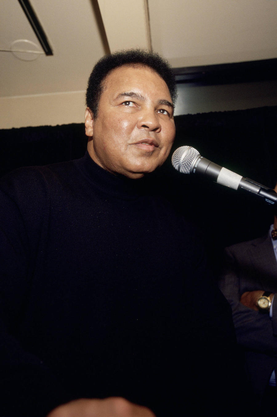 Muhammad Ali's Son Detained At Airport For Second Time - Report