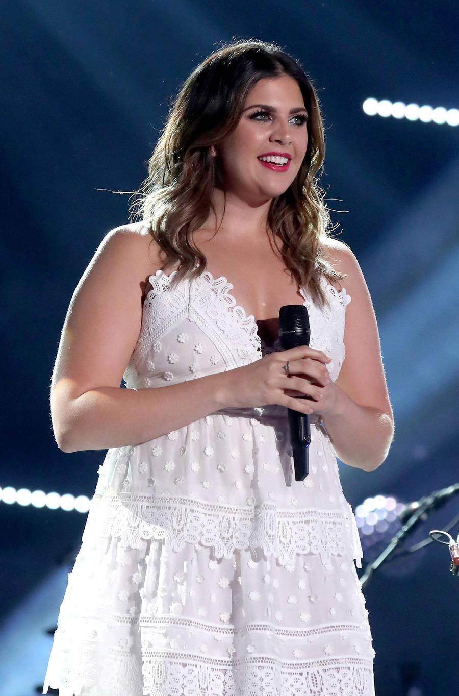 Hillary Scott Welcomes Daughter To The Stage For Magical Concert Moment