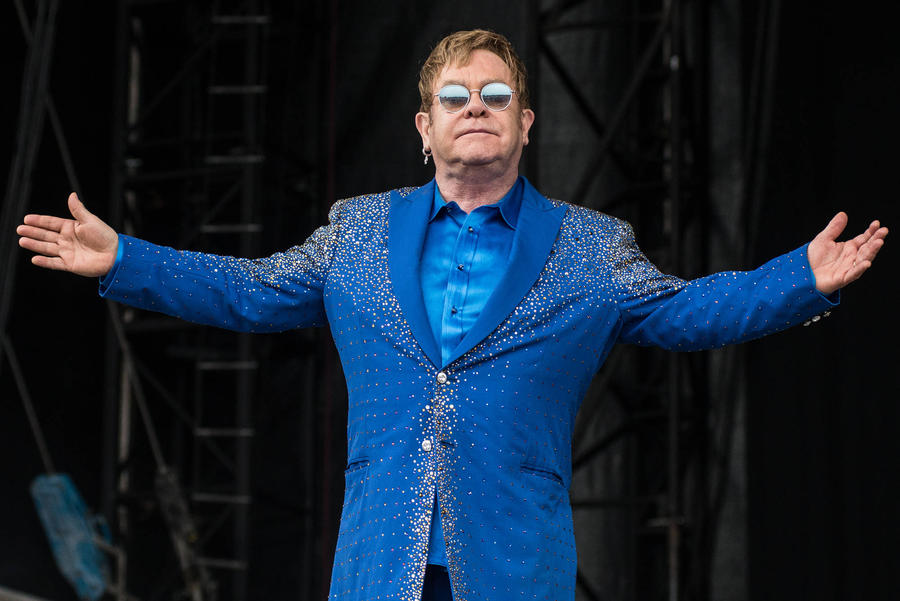 Elton John: 'Britain His Full Of Hatred Right Now'