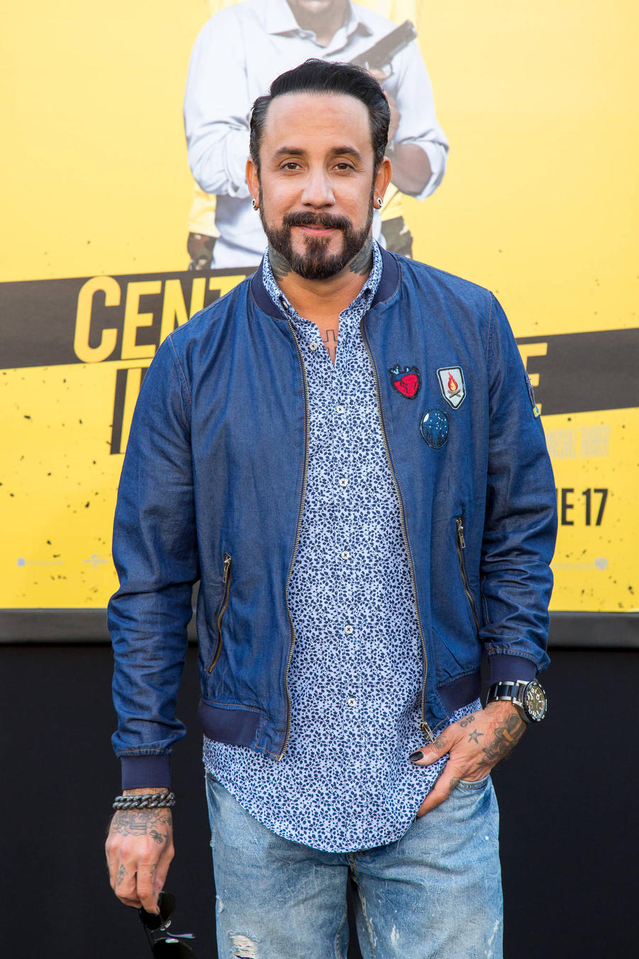 A.j. Mclean To Be A Dad Again