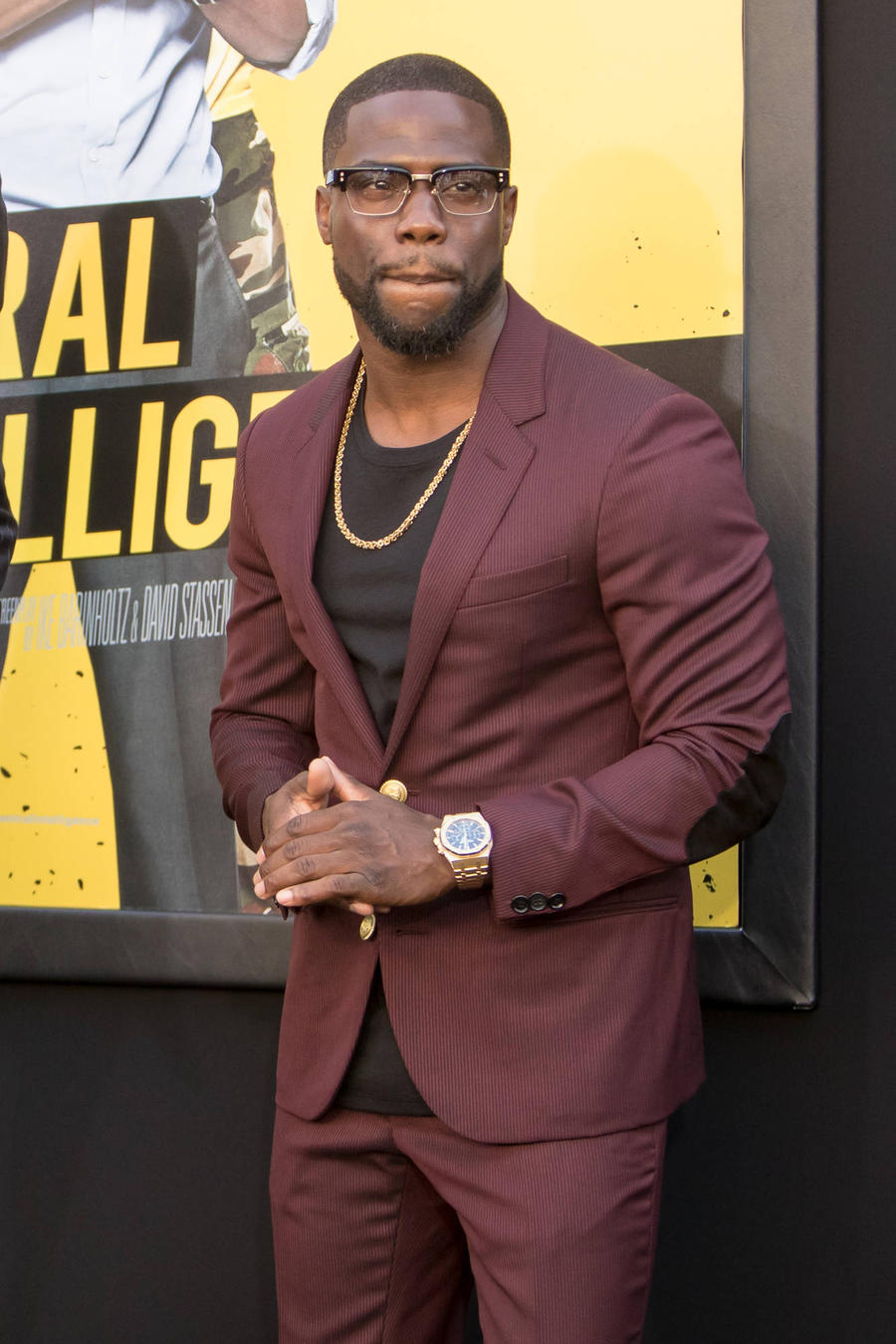 Kevin Hart's Home Burgled