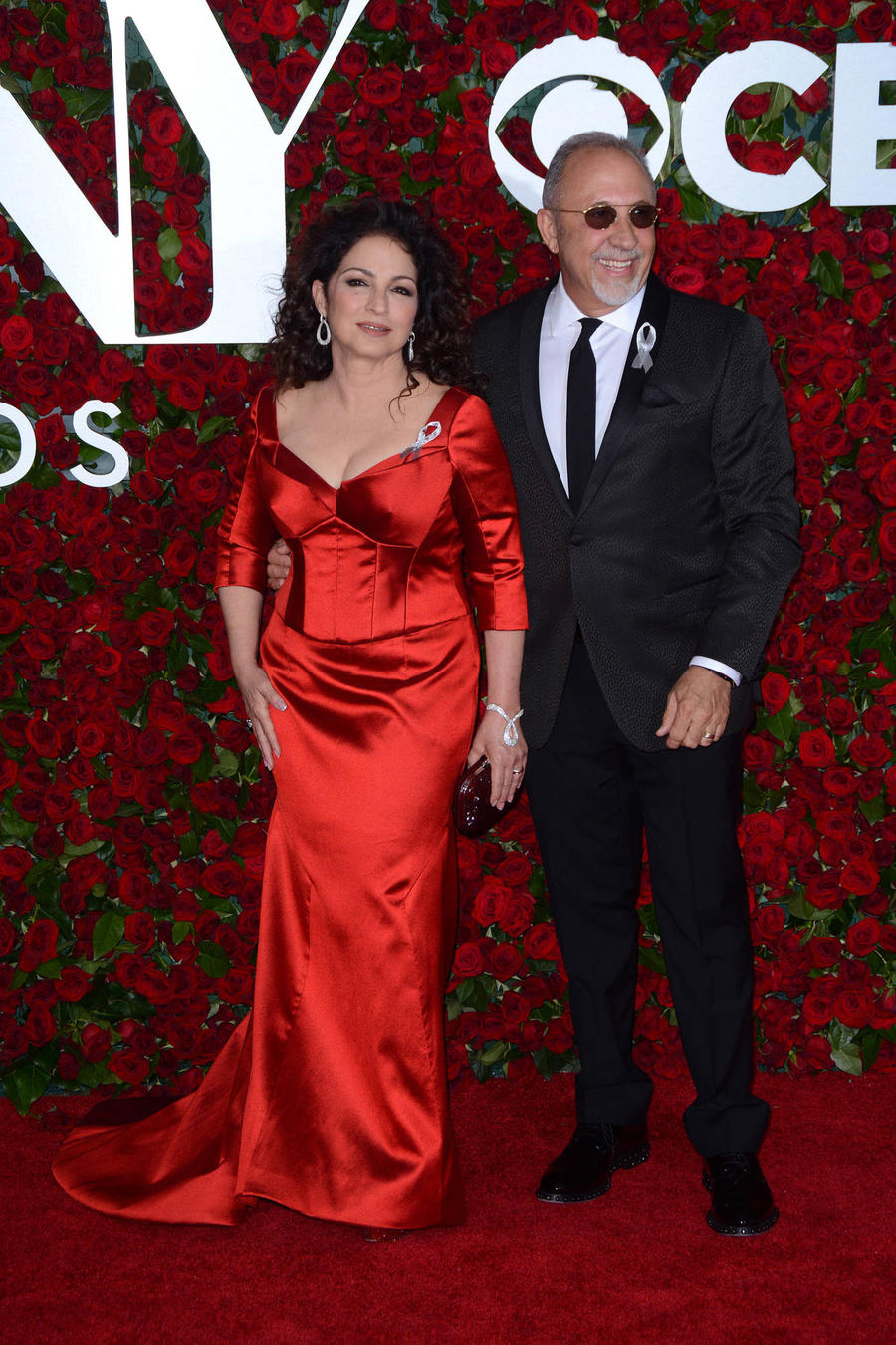 Gloria Estefan And Husband Honoured In Miami