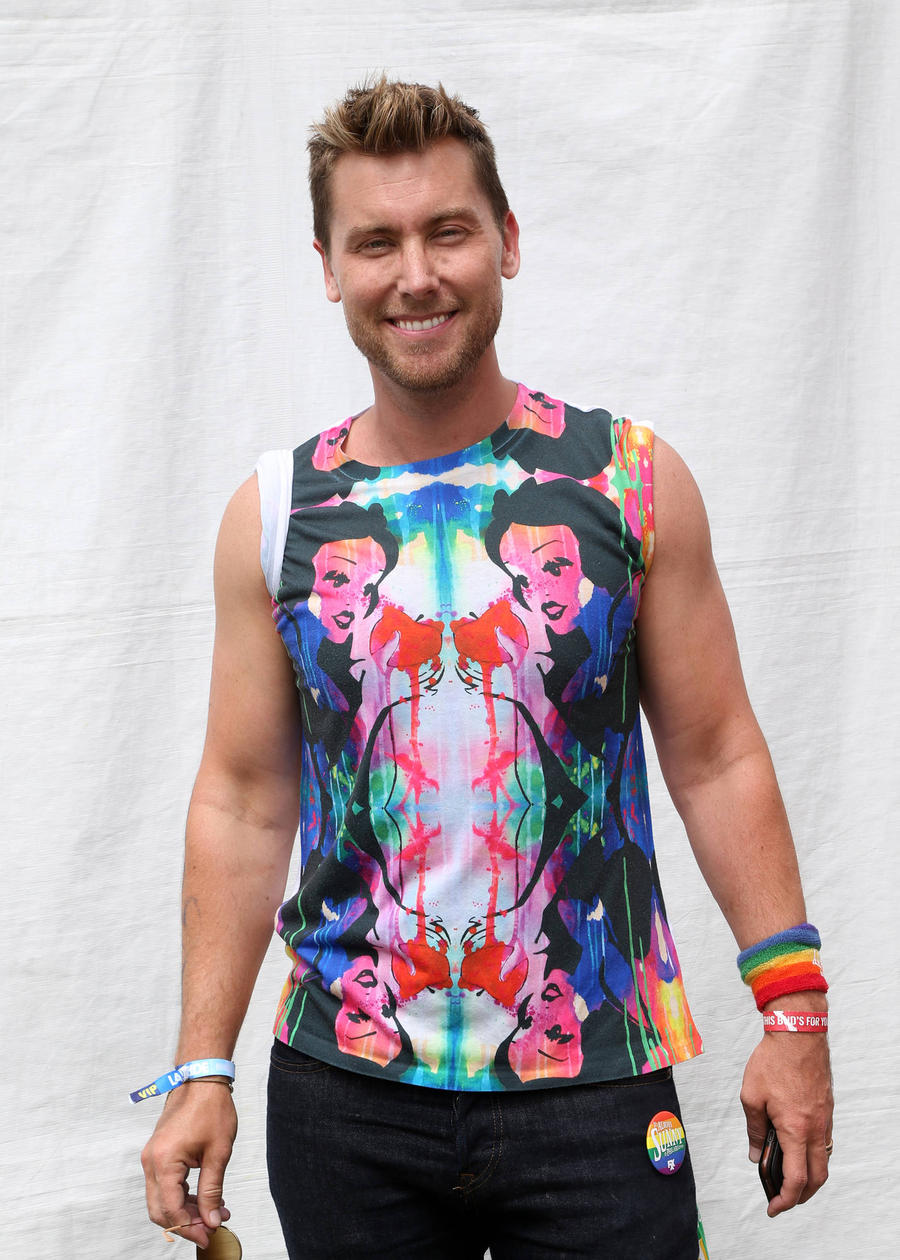 Lance Bass Hosting Gay Dating Show