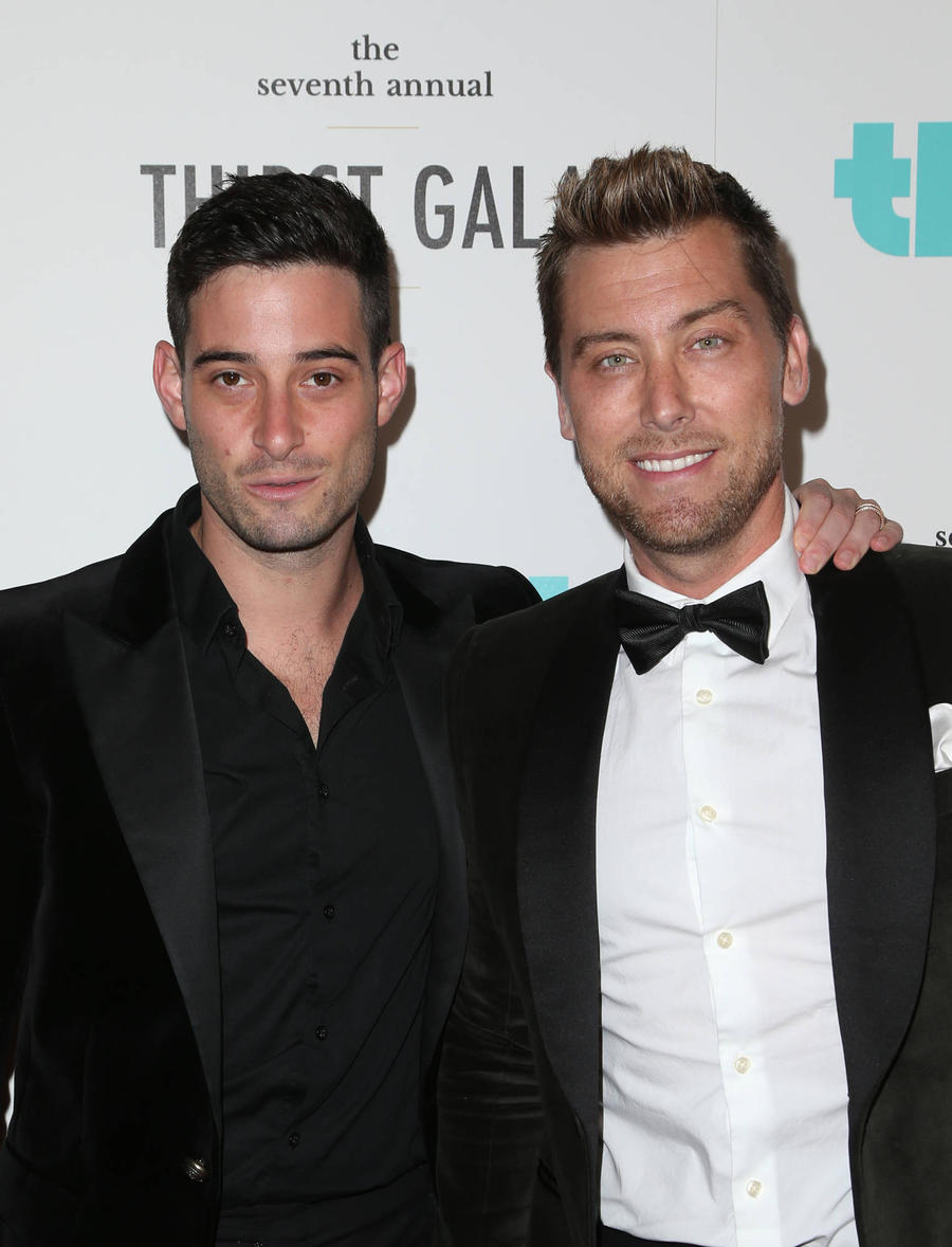 Lance Bass Planning To Start Surrogacy Process