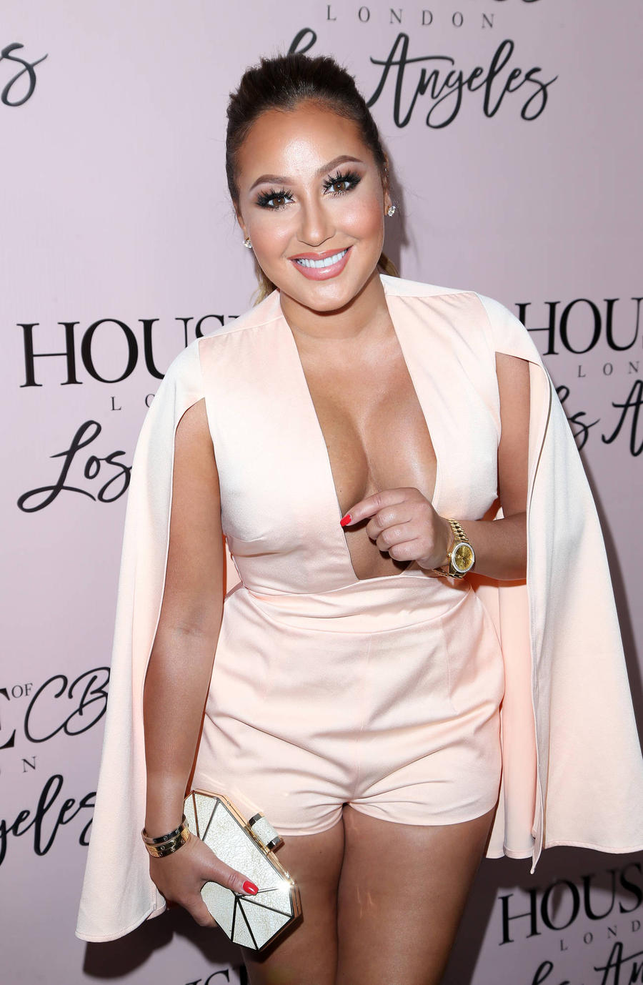 Adrienne Bailon's Fiance Will Never See Her In The Cheetah Girls