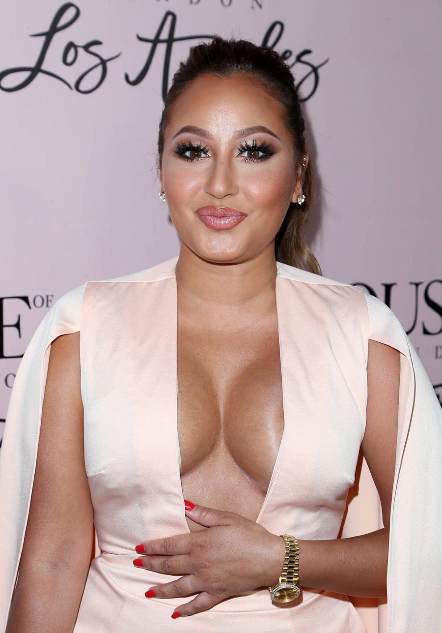 Adrienne Bailon: 'I Was Not Rob Kardashian's Cheating Ex'