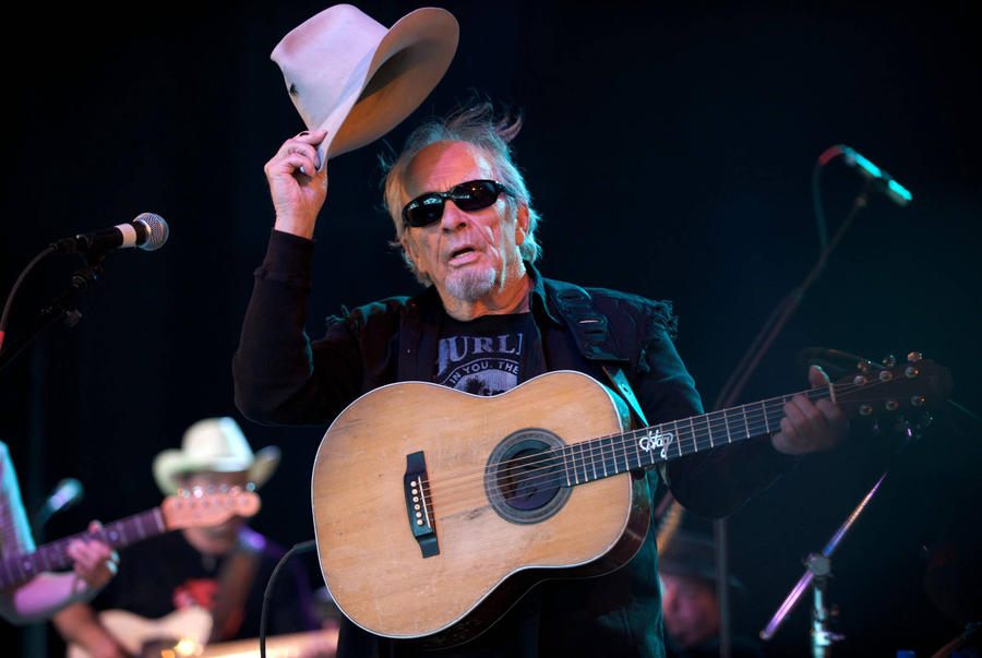 Merle Haggard Biopic In The Works