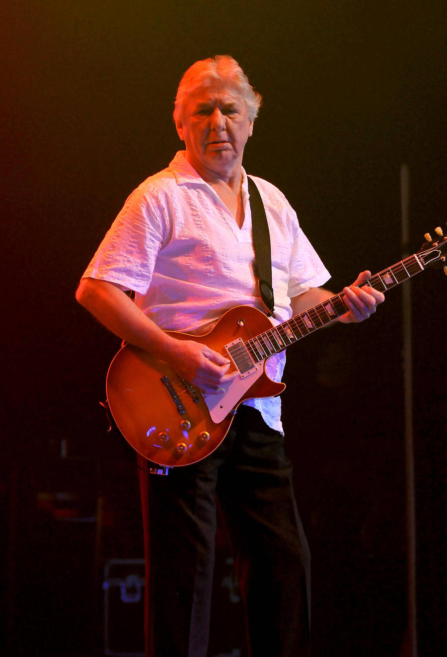 Bad Company's Mick Ralphs Suffers Stroke