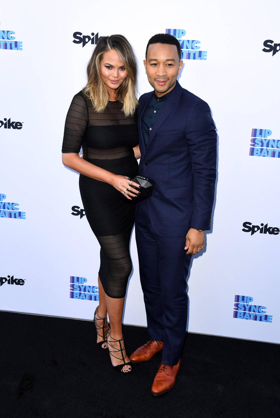 Chrissy Teigen Is Friends With Husband John Legend's Exes