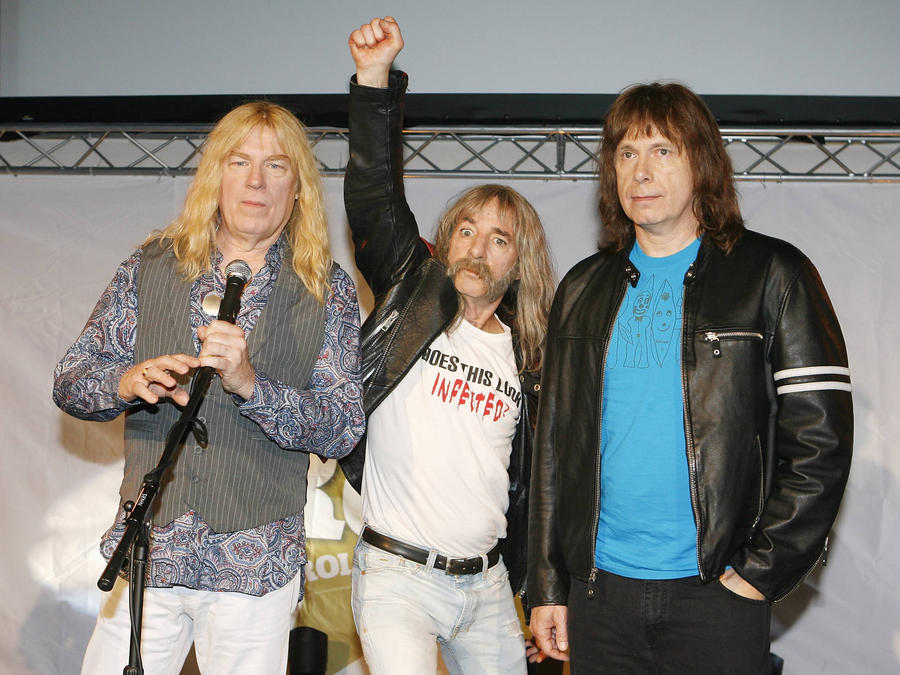 Media Company Bosses Seek Dismissal Of $400 Million Spinal Tap Lawsuit