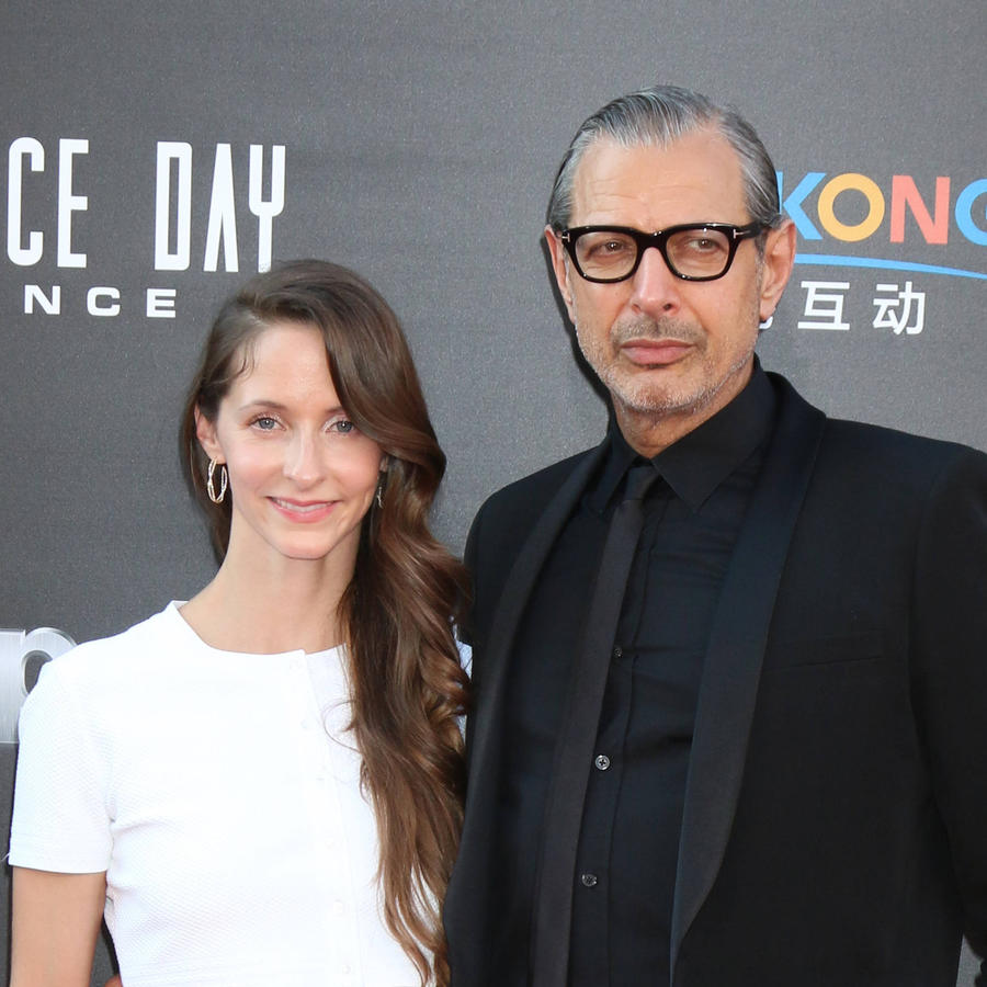 Jeff Goldblum's Wife Confirms Second Pregnancy