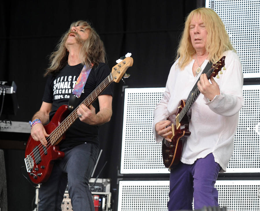 Spinal Tap Stars Reunite To Join Harry Shearer In $400 Million Lawsuit